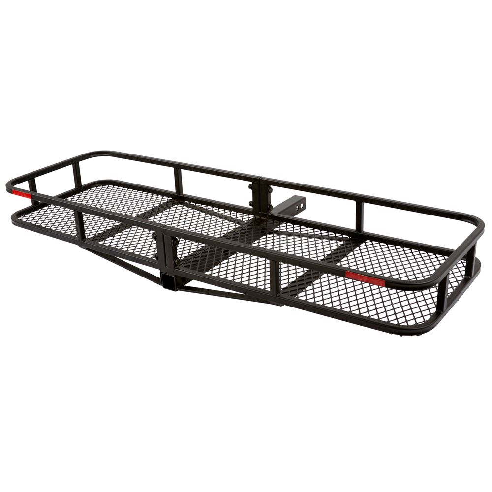 CCB-6020-DLX 60 Long Apex Steel Basket Deluxe Cargo Carrier