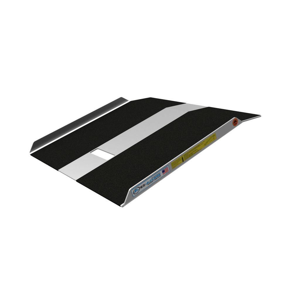 CP27 EZ-ACCESS TRAVERSE Aluminum Curb Plate