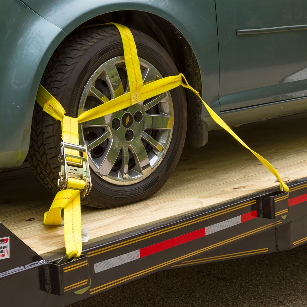 Car Wheel Tie Down Straps Discount Ramps