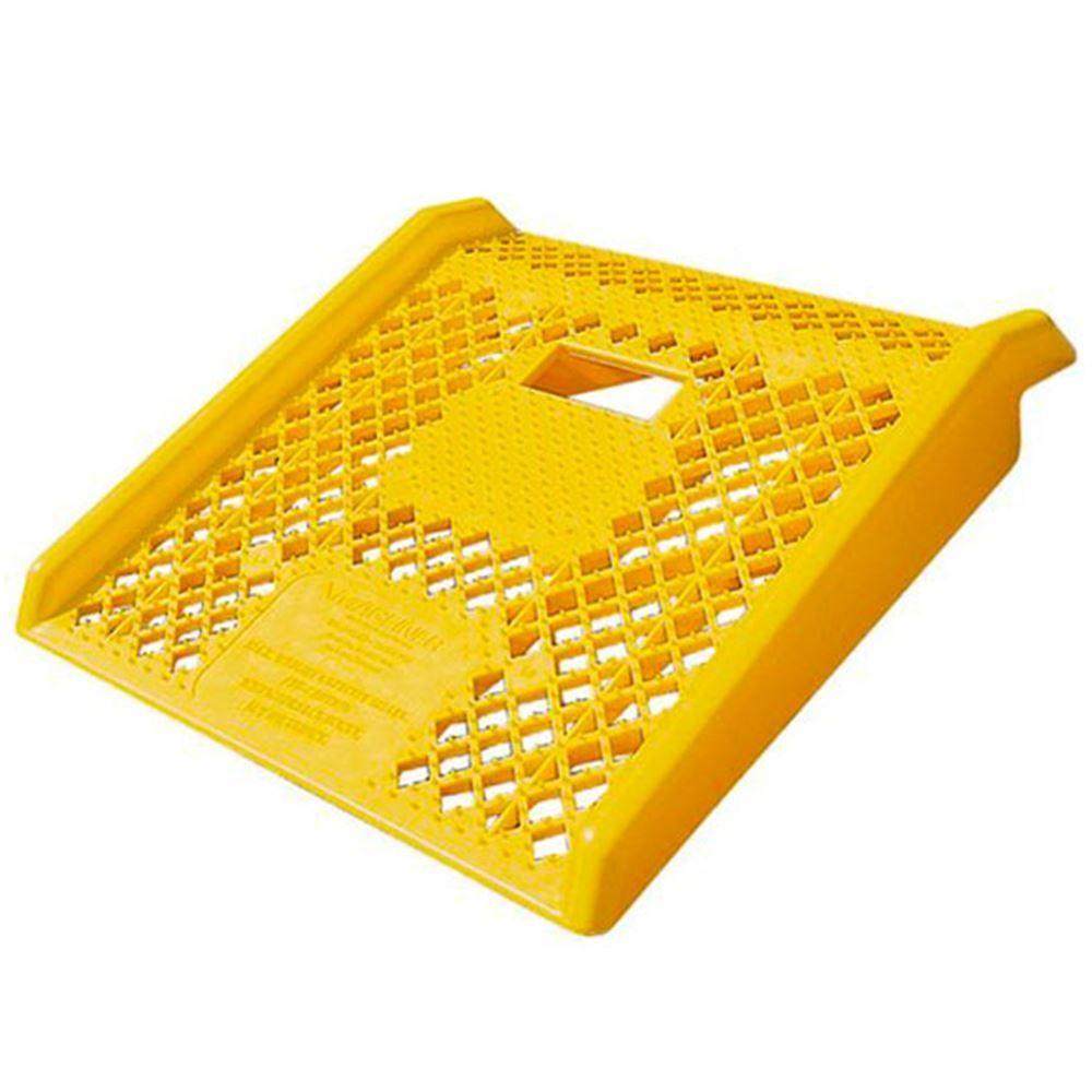 CURB-RAMP Magliner Polyethylene Plastic Curb Ramp