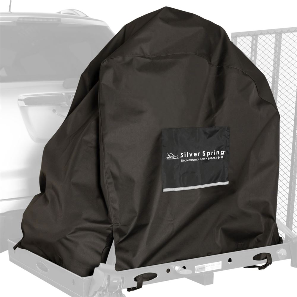 CVR-WC-4S Silver Spring Power Chair Transport Cover