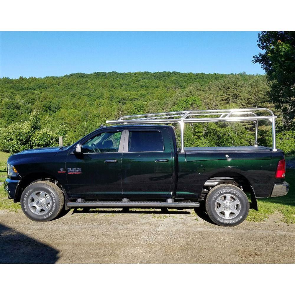 "Ryder Rack Dodge Ram 1500 - Crew Cab - 96"" Bed"