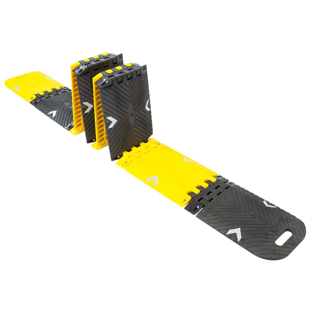 DH-PSB-1 10 Long x 9-34 Wide Guardian Portable Speed Bump