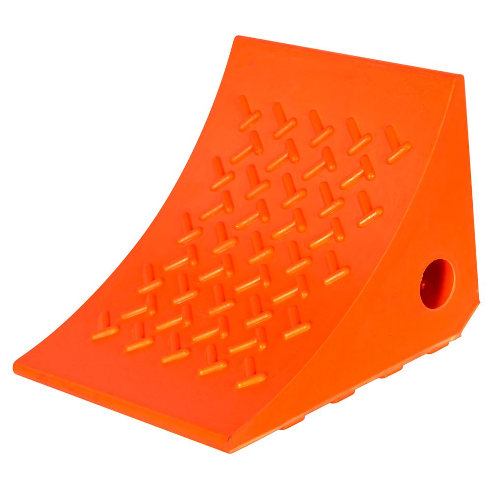DH-PWC-2 Guardian Polyurethane Wheel Chock - 8 x 7 x 6
