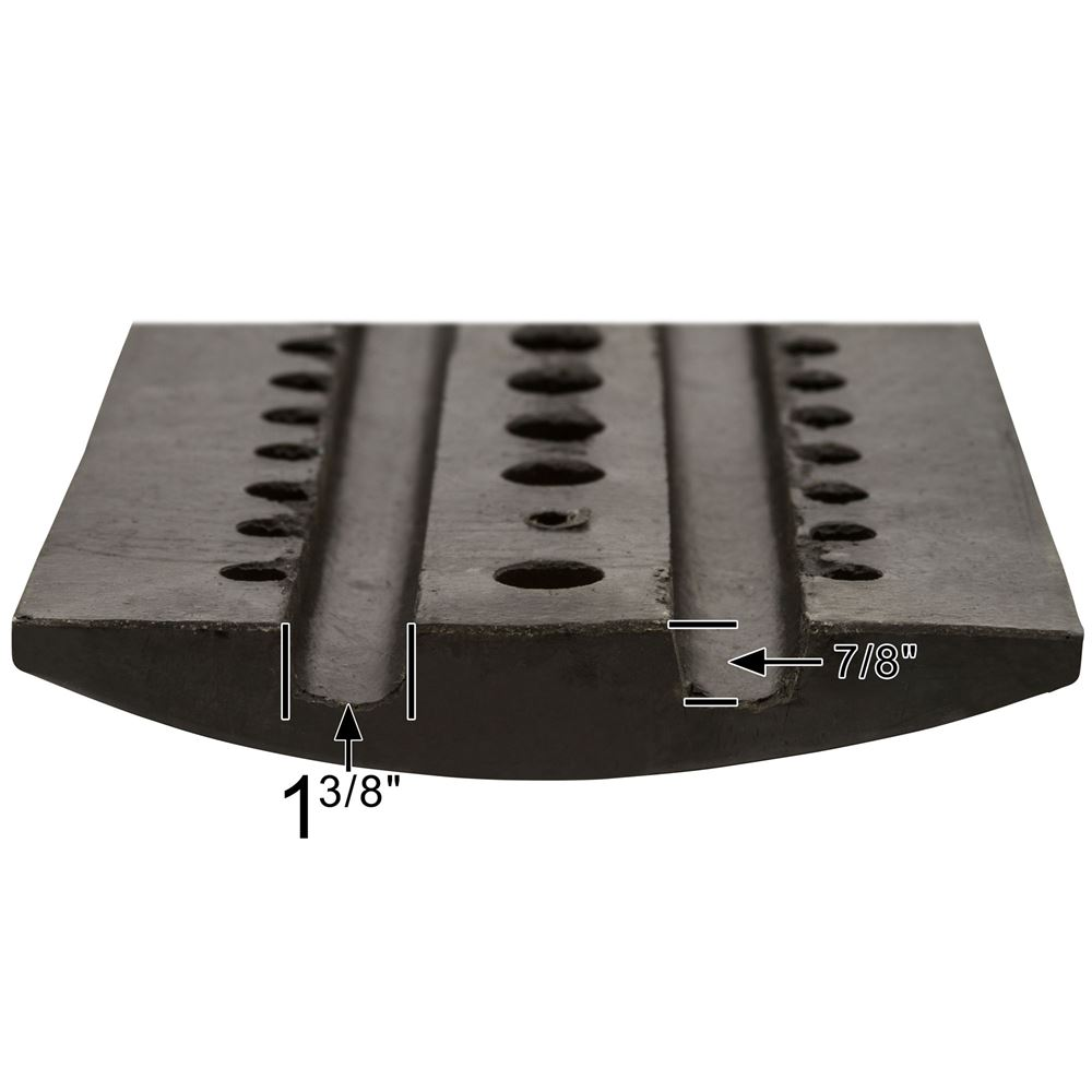 DH-SP-26M 6 L x 12 W Guardian Modular Speed Bump 4