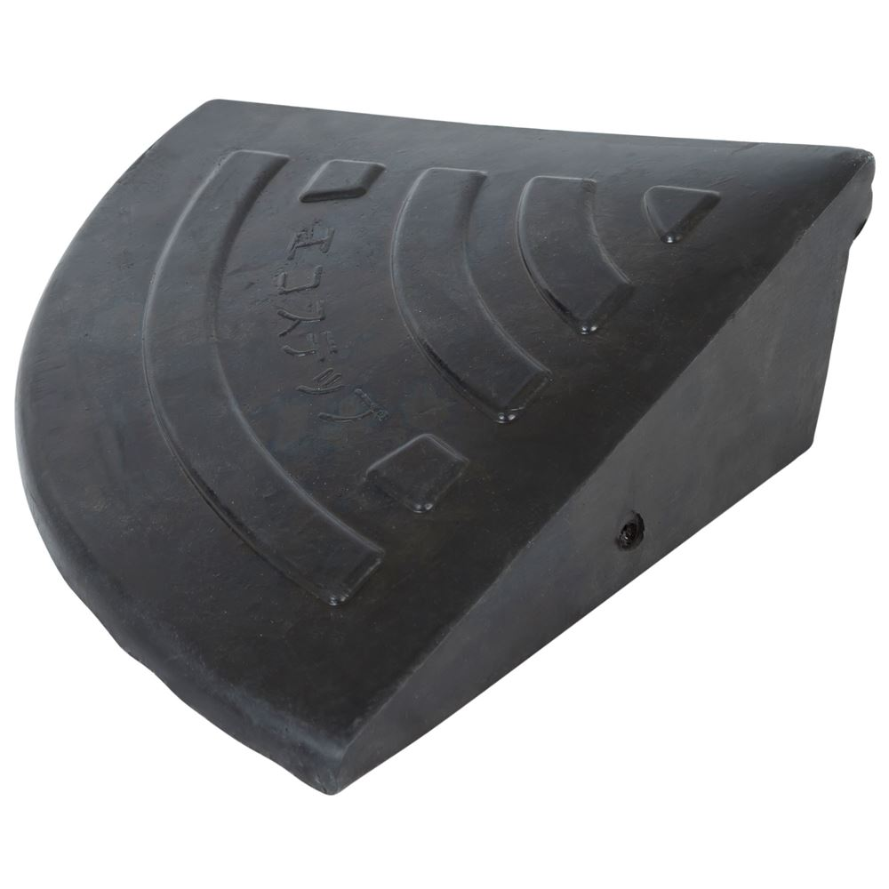 DH-UP-4-END Guardian Rubber Curb Ramp End