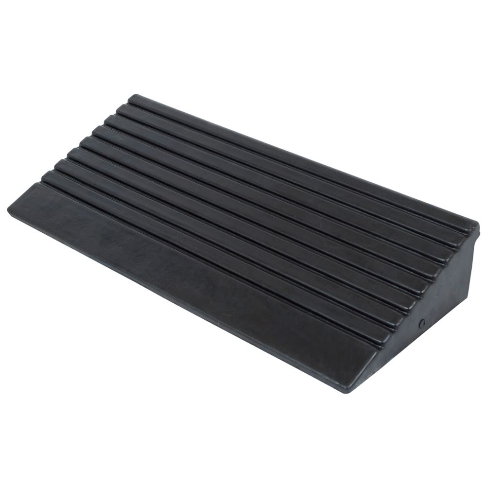 Guardian Rubber Curb Ramp 10 Quot L X 23 1 2 Quot W Discount Ramps