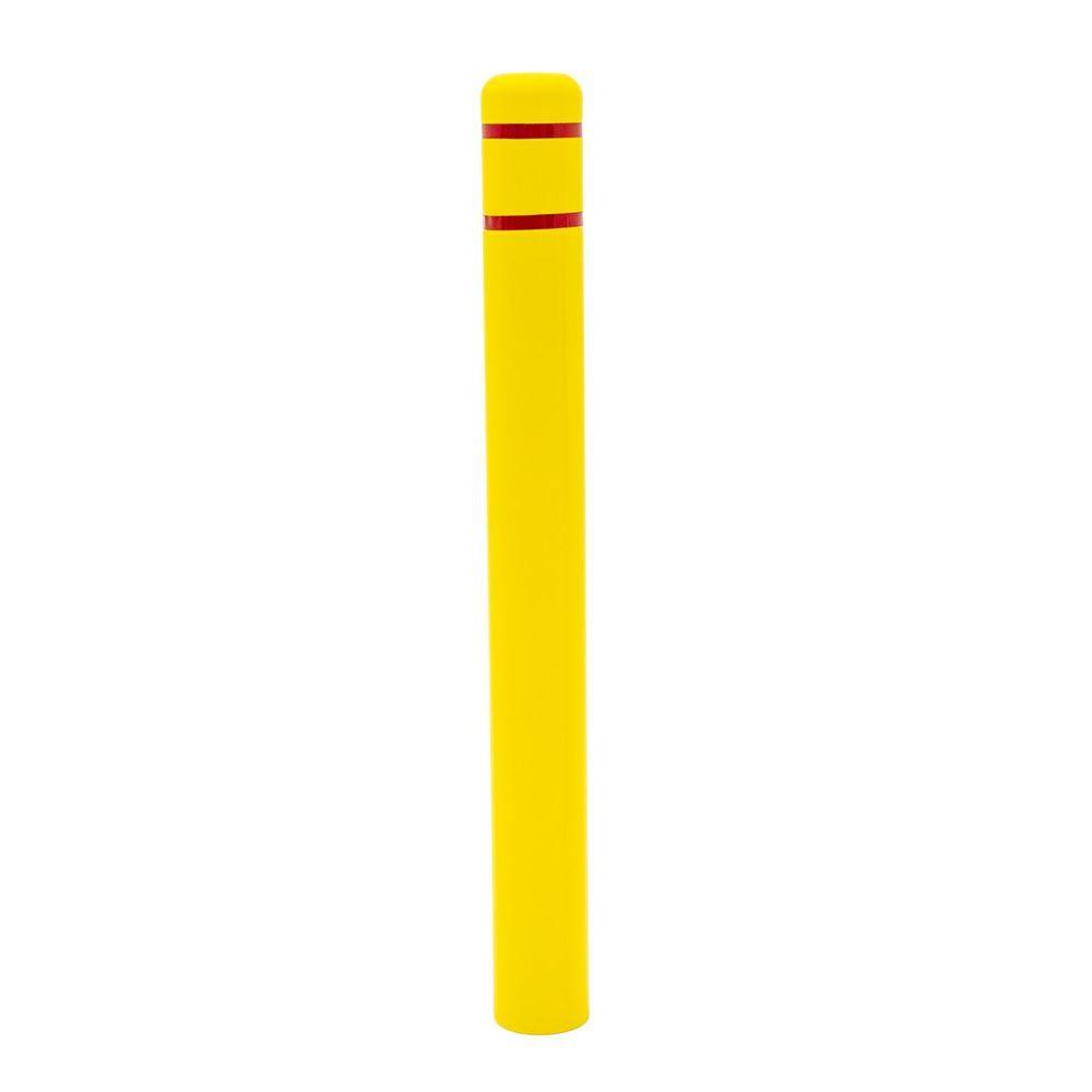 DRC-BC5 5 Diameter Guardian Safety Bollard Covers for 45 Diameter Bollards