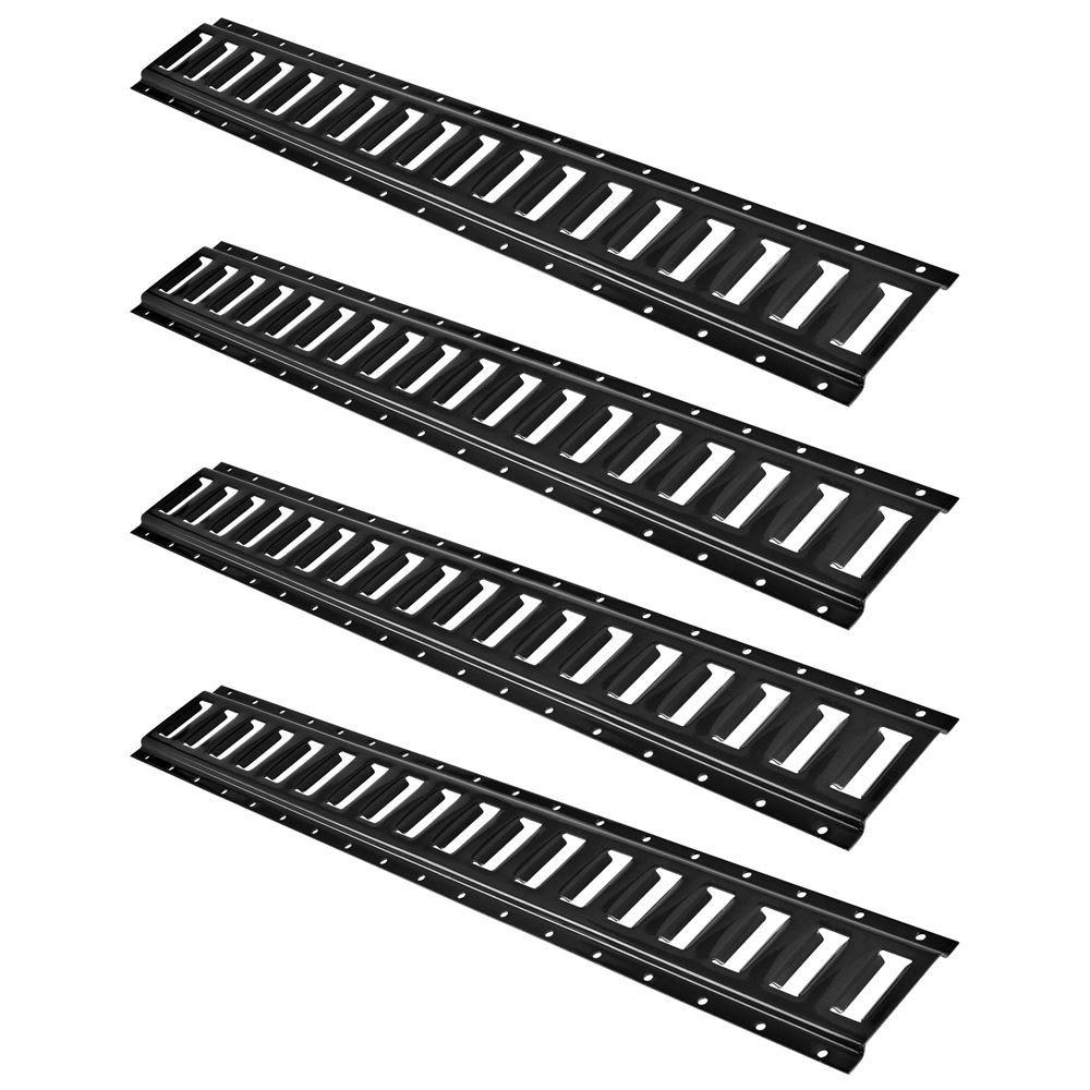 E-TRACK-3-4 4-Pack of E-Track Rails