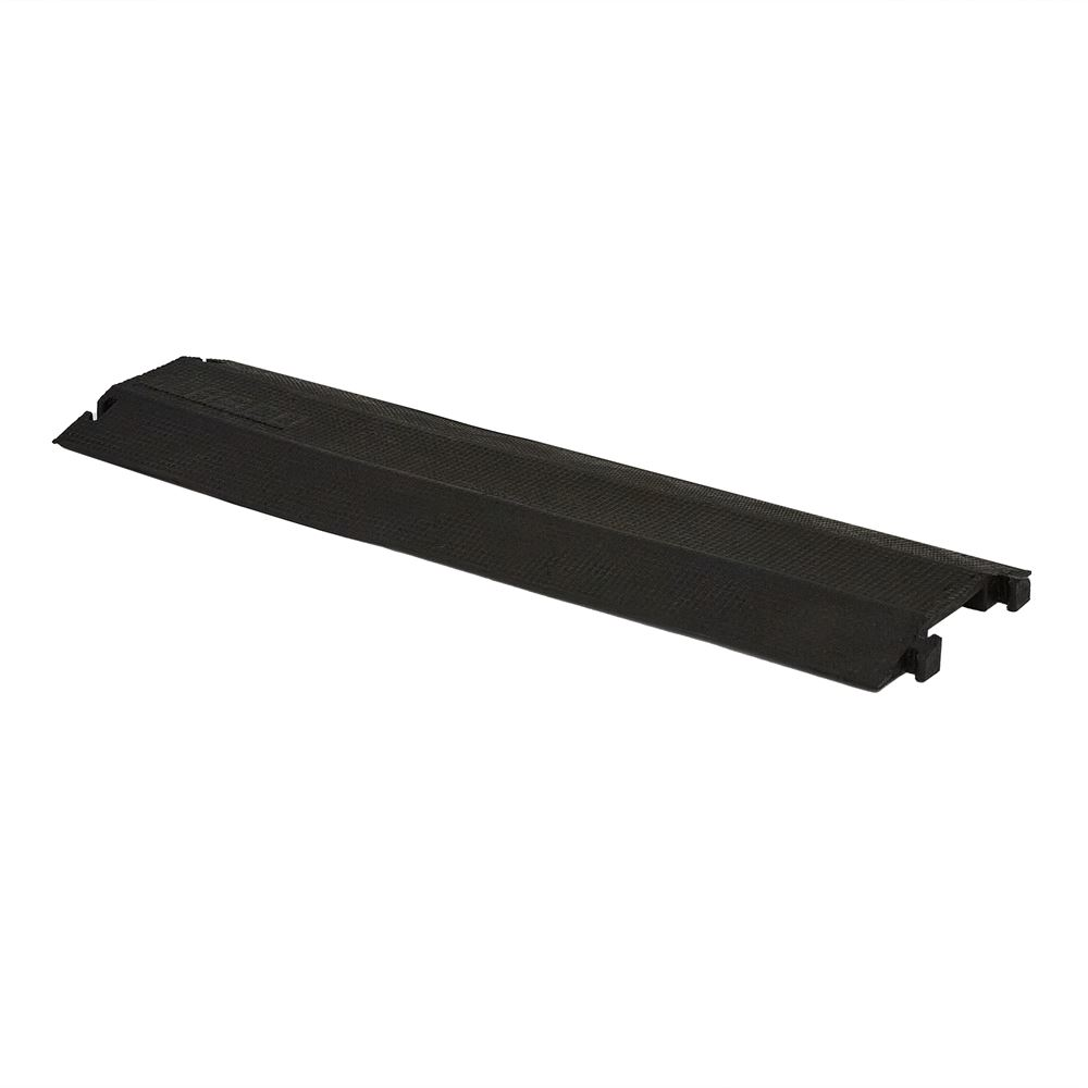 ED1010 Elasco Dropover Cable Cover with 4 x 1 Channel