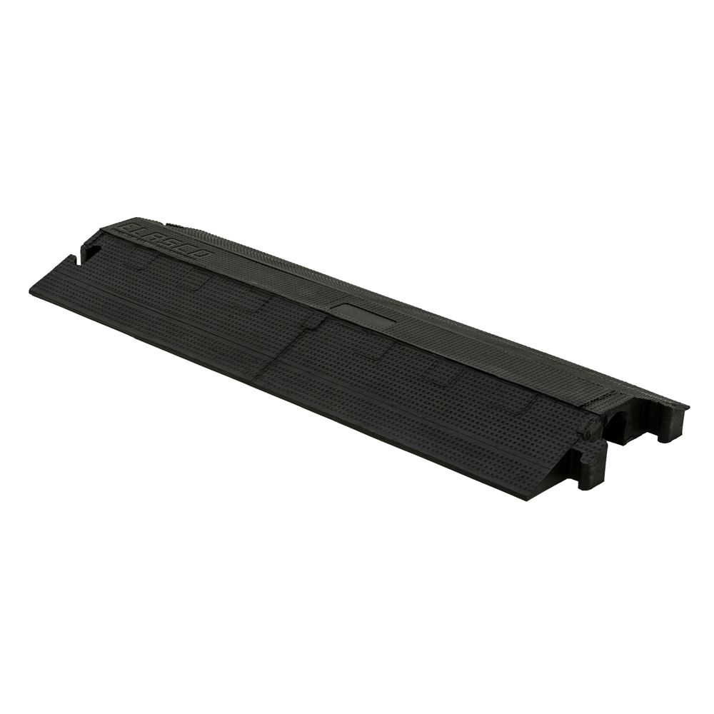 ED2210 Elasco Dropover Cable Cover with 2 x 2 Channel