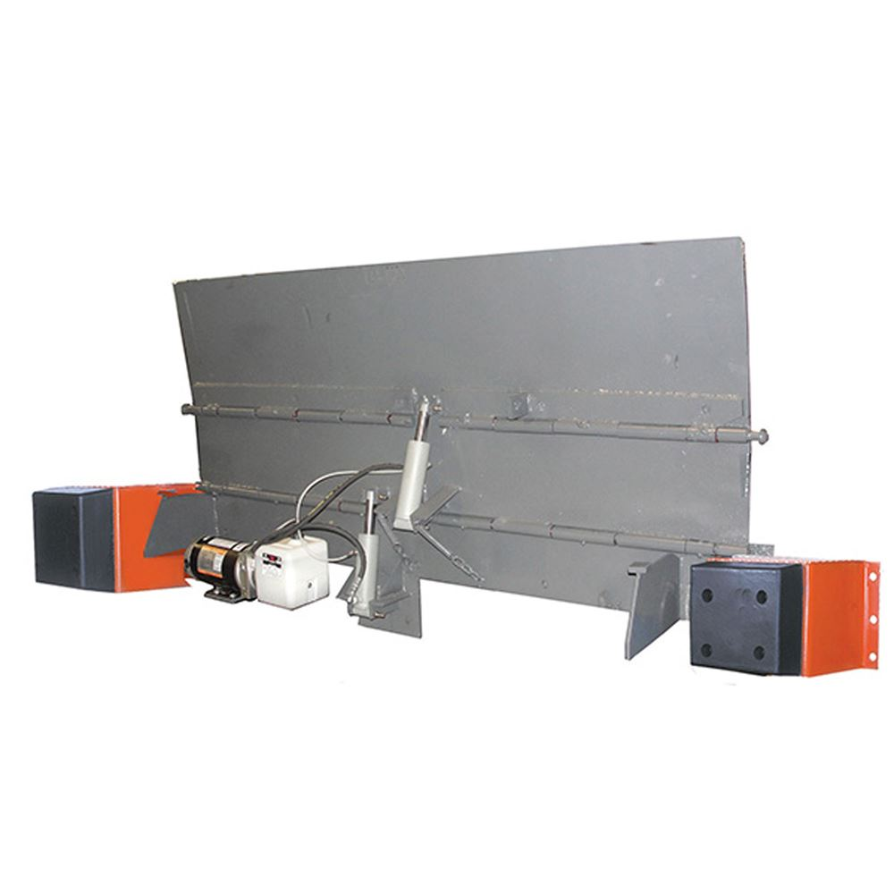 EDGE-DOCK-LEVELER-ER Guardian Hydraulic Edge of Dock Levelers for Refrigerated Trailers