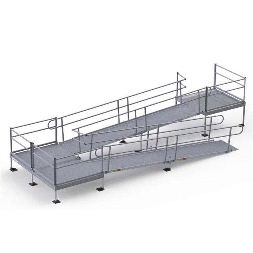EZ-Mod-Platforms-Rails EZ-ACCESS Platforms with handrails