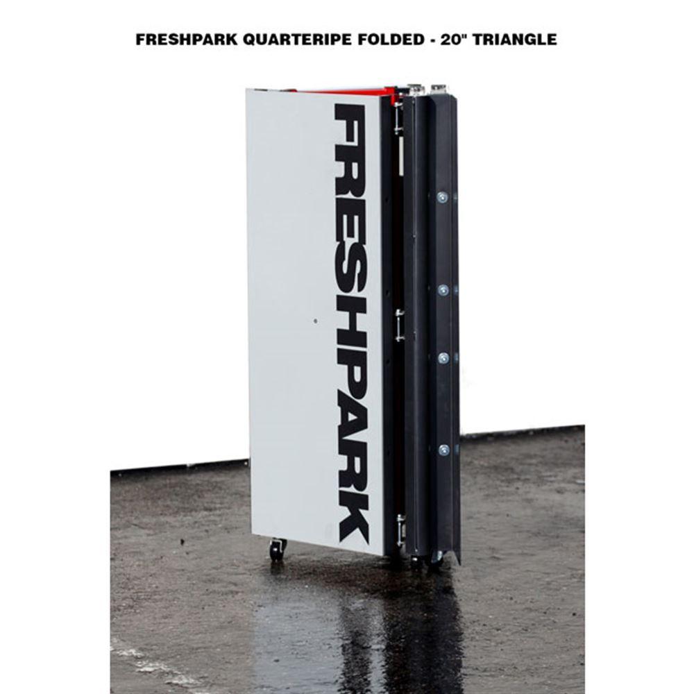 FP-301 Freshpark 3 High Quarter Pipe 2