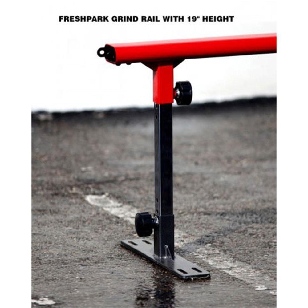 FP-308 FreshPark Professional BMX and Skateboarding Grind Rail 6