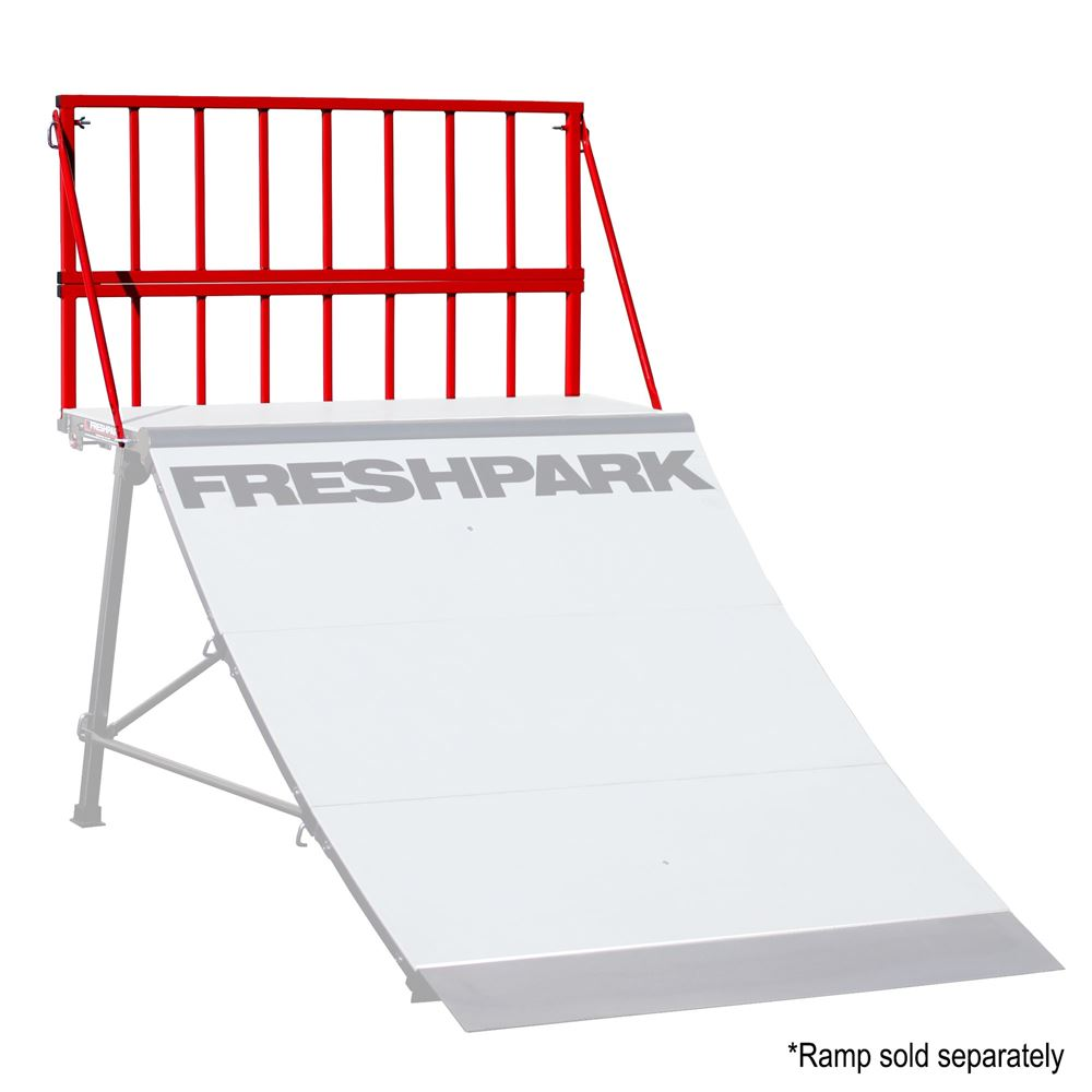FP-311 Freshpark Skateboard Ramp Safety Rail