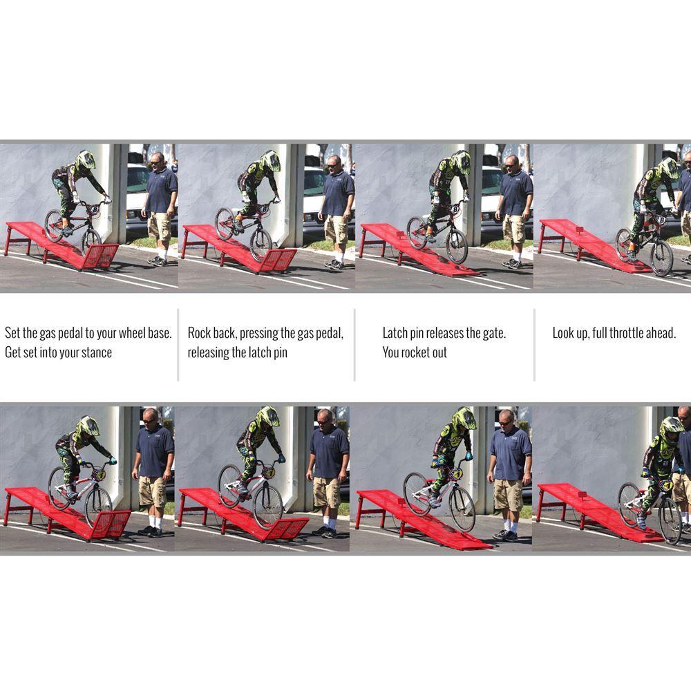 FP-BMXSG Freshpark BMX Starting Gate 6