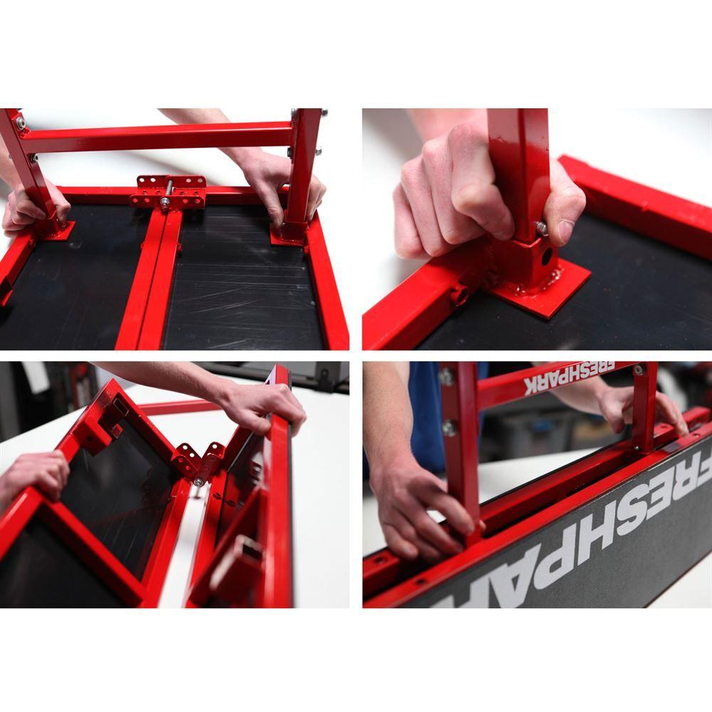 FP-MWK Freshpark Mini Wedge Kicker 3