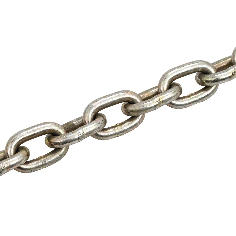 G70-38-CHAIN-10 10 Long 38 Grade 70 Heavy-Duty Chain