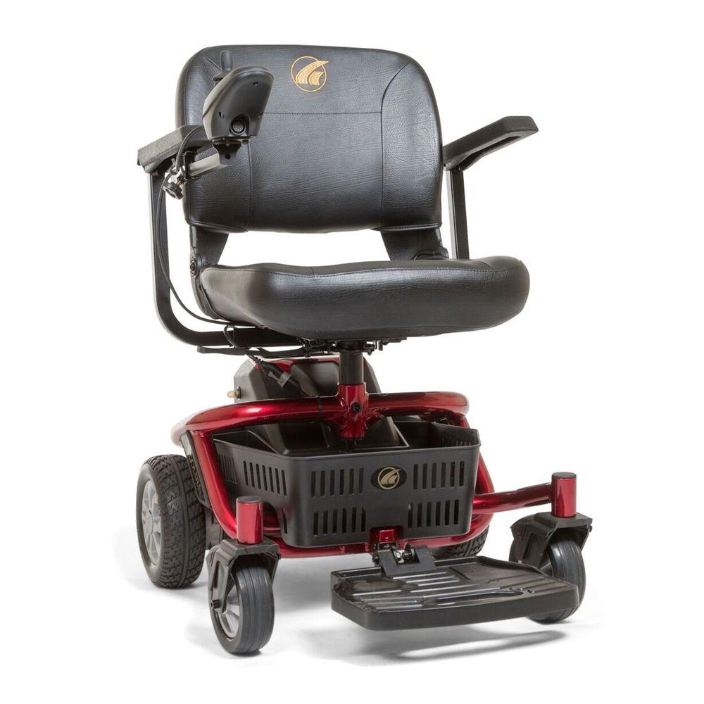 GT-GP162R Golden Technologies LiteRider Envy Portable Power Chair