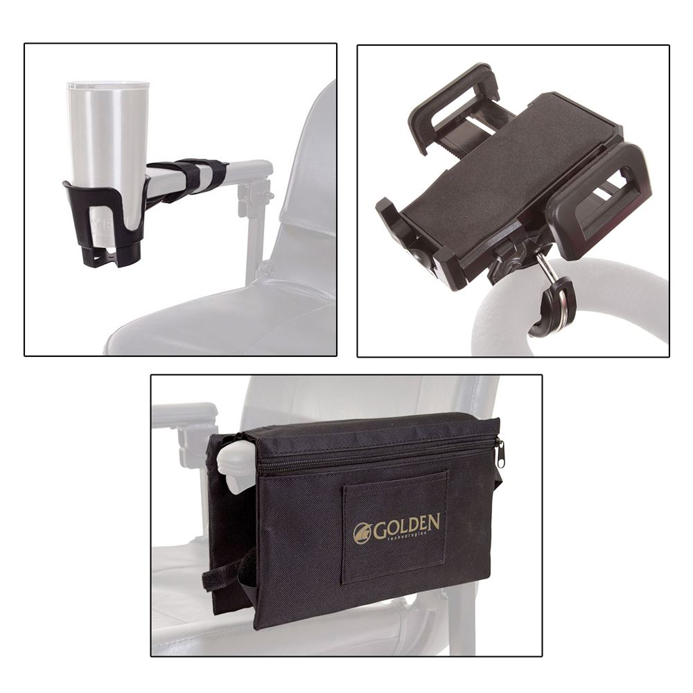 GTSAK Golden Technologies Accessory Kit for Buzzaround Scooters