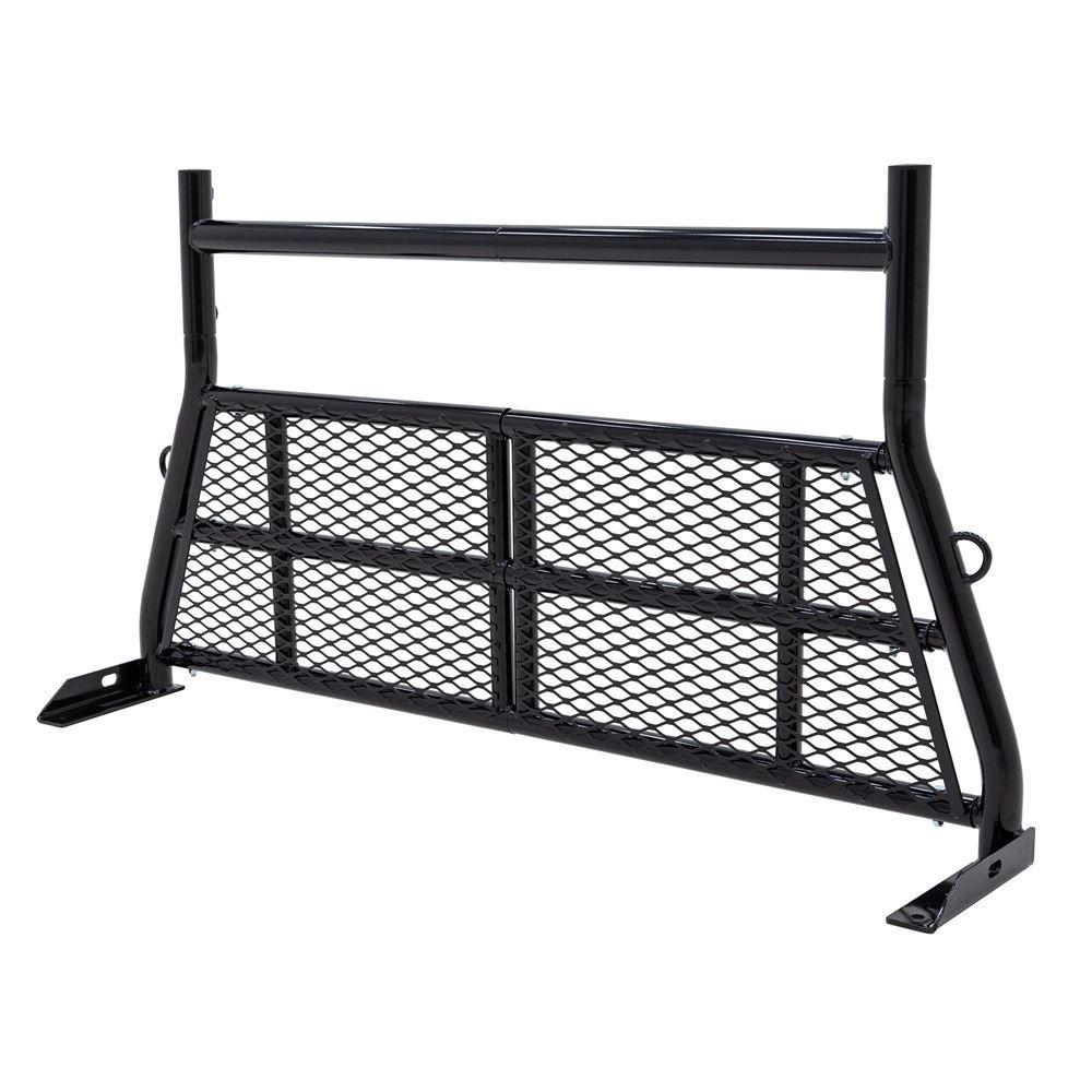 HA-RACK-ALUM Elevate Outdoor Aluminum Adjustable Headache Rack and Ladder Rack Extension