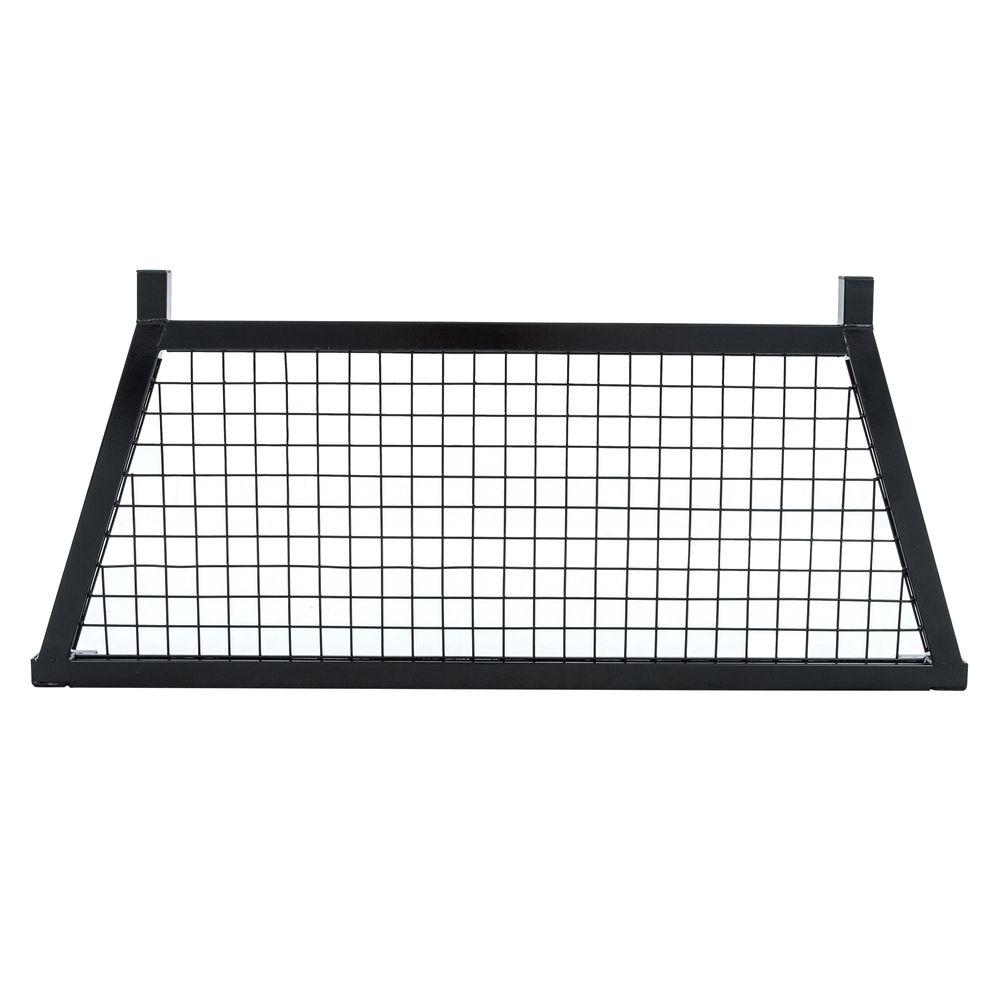apex adjustable steel headache rack