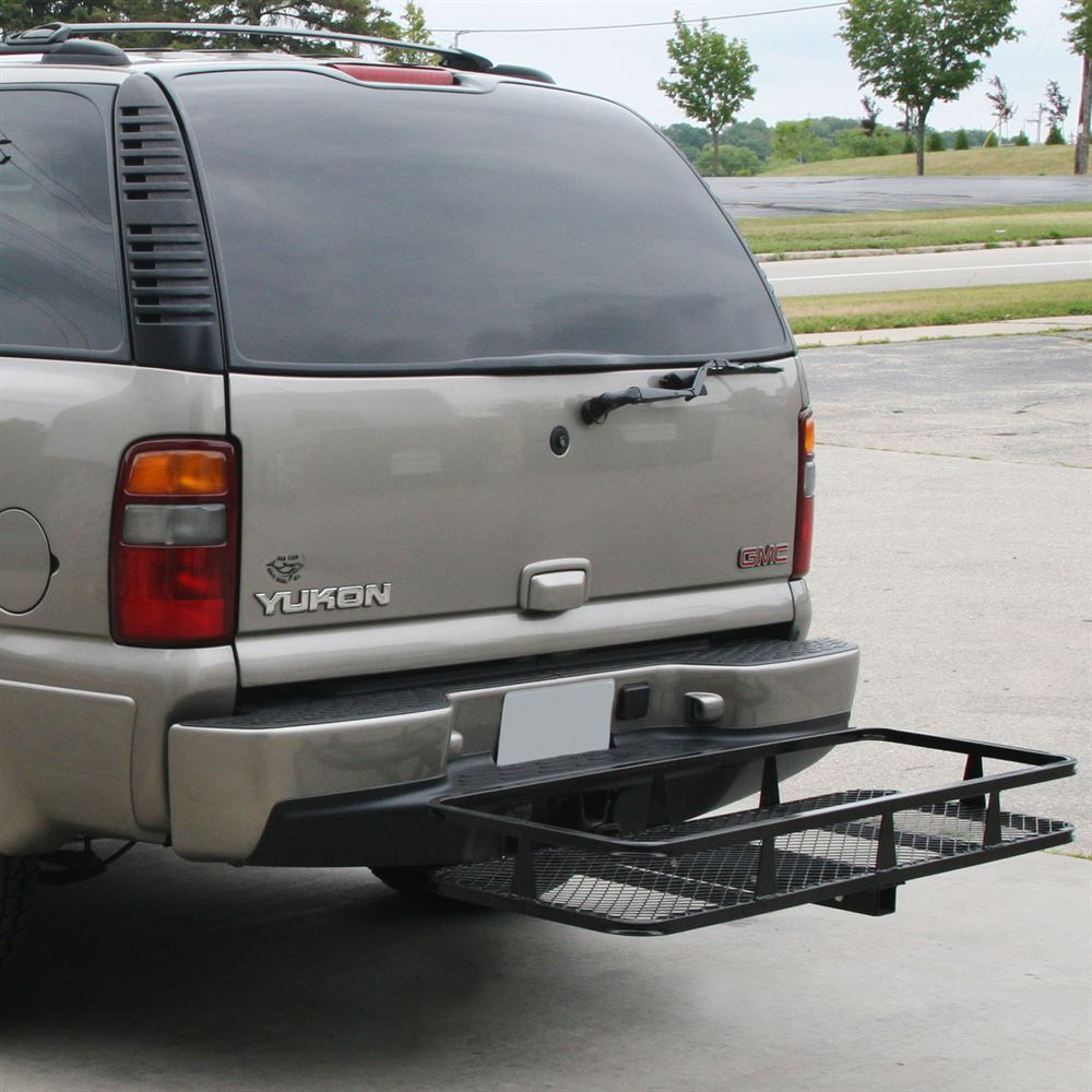 HCB-4818 Apex Steel Mesh Basket Cargo Carrier 1