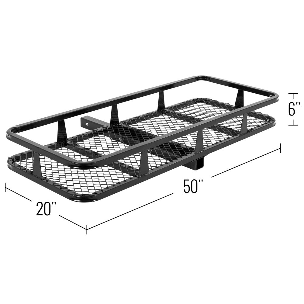 HCB-4818 Apex Steel Mesh Basket Cargo Carrier 3