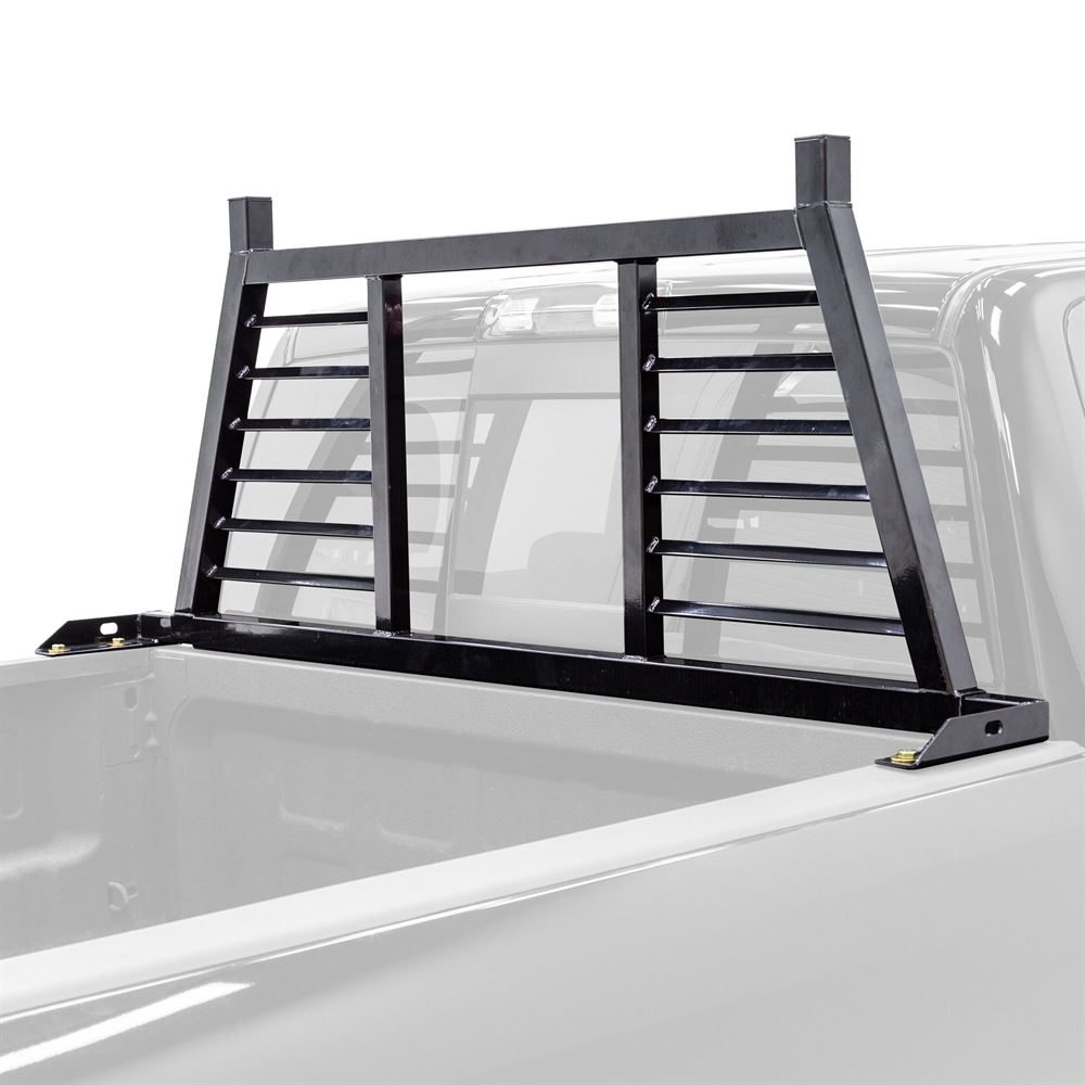 HL-HA-RACK Apex Half-Louvered Steel Headache Rack