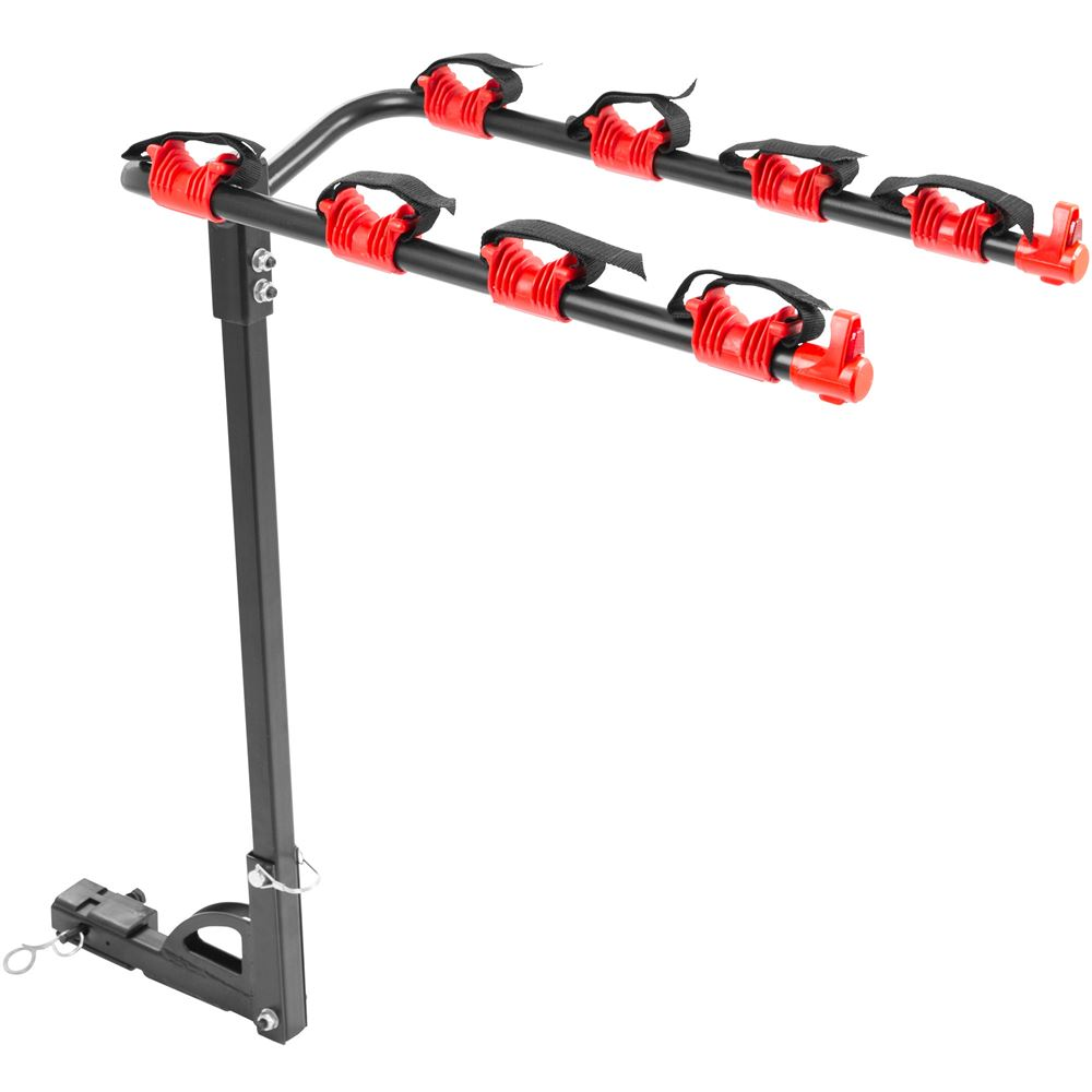hitch two bike image mount rack