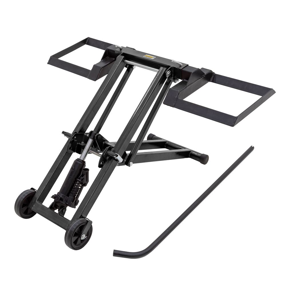 HML-05 Guardian Hydraulic Lawn Mower Lift Jack