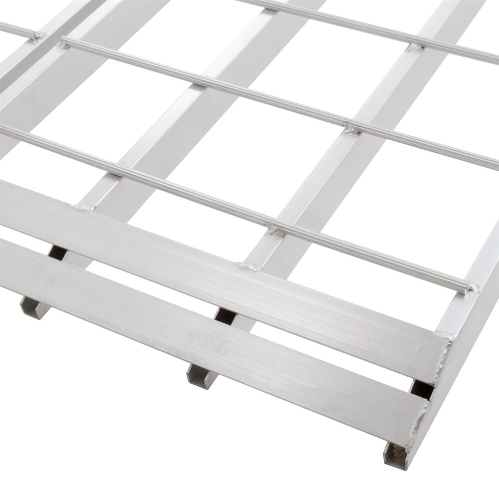 IBF-Bifold Black Widow Aluminum Extra-Long Bi-Fold ATV Ramp 6