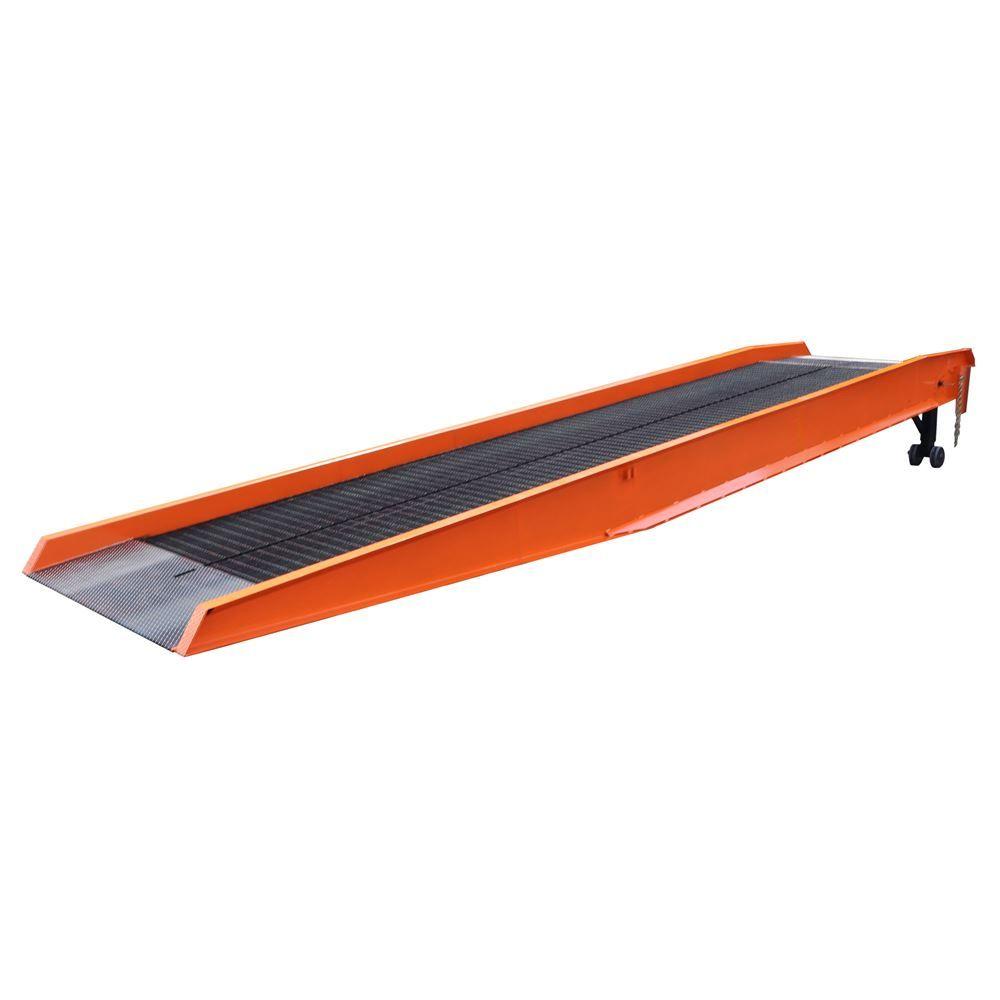 ITZ22-86-31 Steel Yard Ramp - 22000 lb Capacity - 30 Long