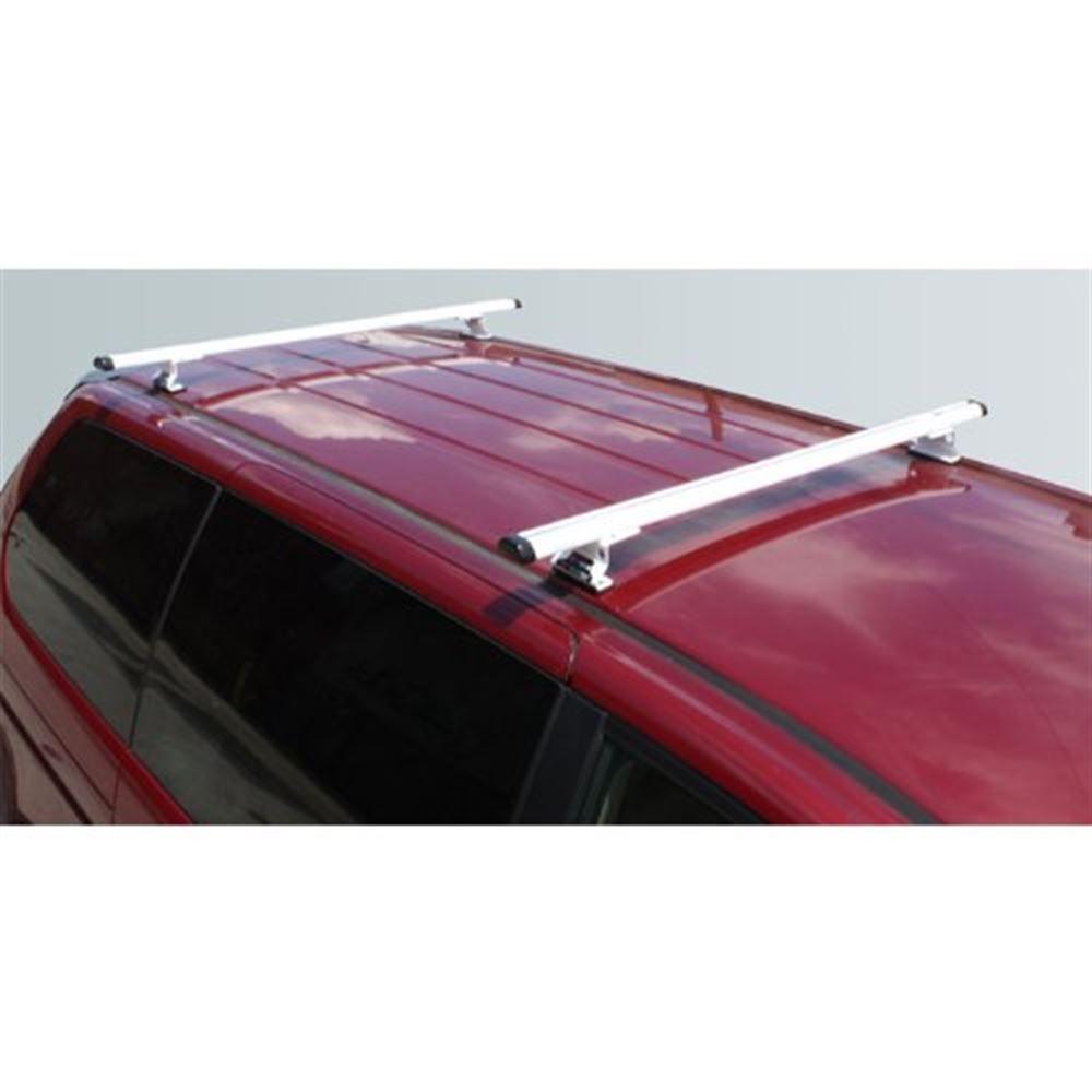 J1010 Universal 55 Aluminum Cross Bars for Minivans