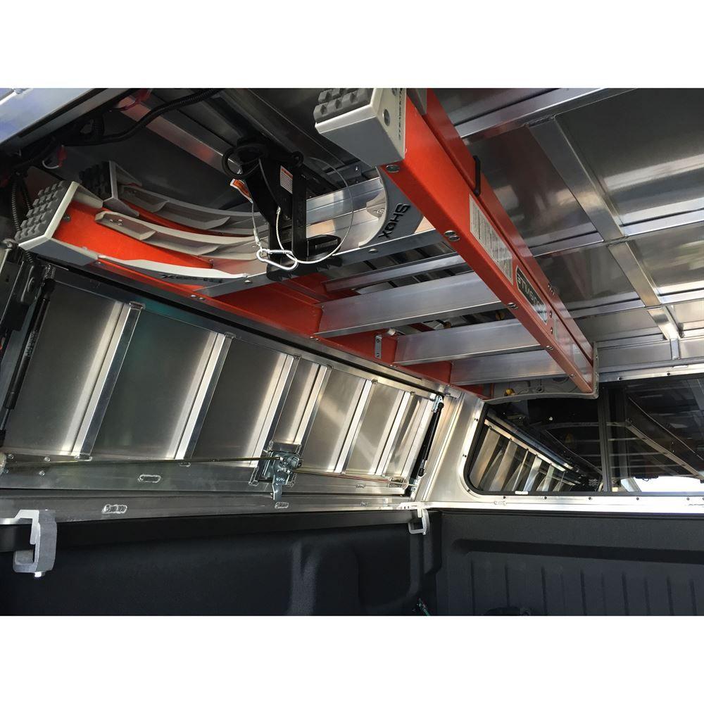 Jet Rack 174 Van Interior Ladder Storage System Discount Ramps
