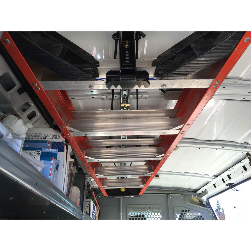 Jet Rack 174 Van Interior Ladder Storage System Discount Ramps