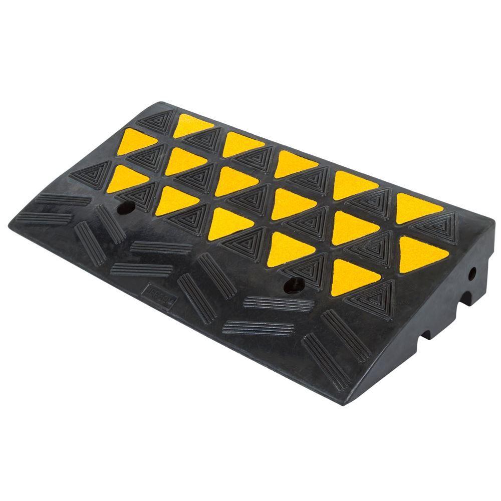 """Guardian Rubber Curb Ramp - 12""""L X 23-5/8""""W"""