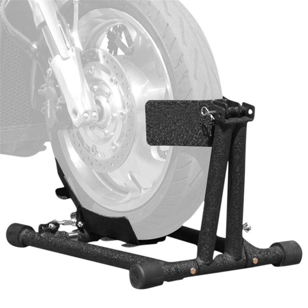 Trailer Wheel Chocks >> Baxley La Trailer Chock Motorcycle Wheel Chock Discount Ramps