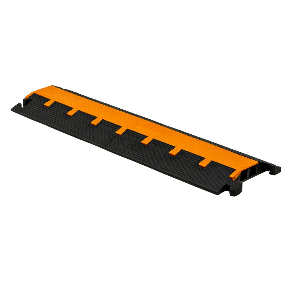 LG2125-DC Elasco LiteGuard 125 Two-Channel Cable Protector and End Caps