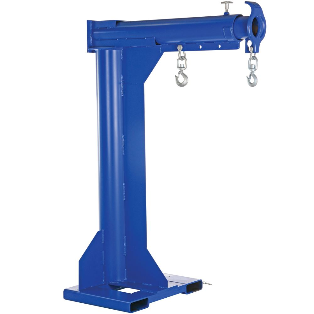 LM-HRT-6-24 Vestil Telescoping High Rise Lift Boom - 6000 lb Capacity
