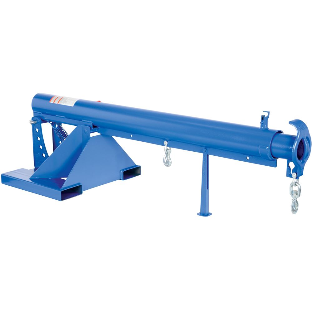 LM-OBNT-4-24 Vestil Non-Telescoping Orbiting Lift Boom - 4000 lb Capacity