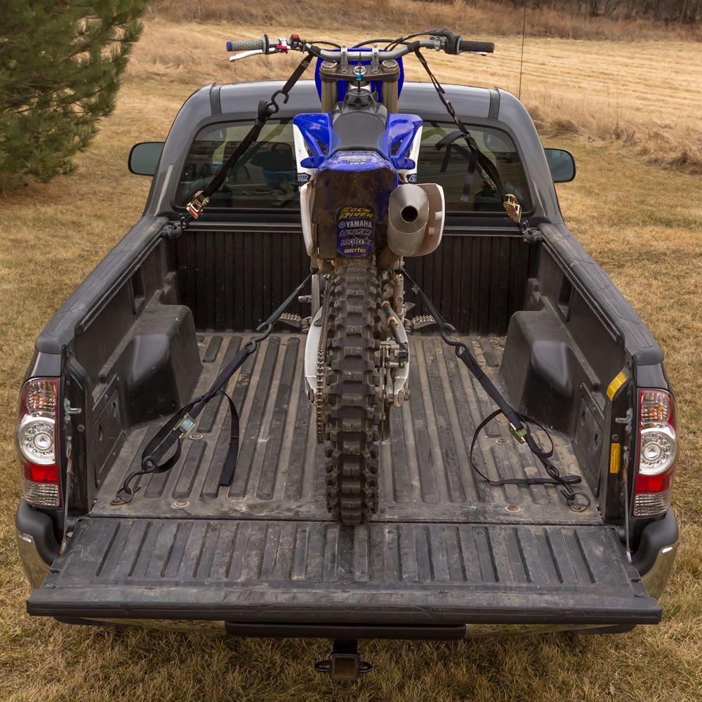 """1"""" x 6' Motorcycle Tie Down Kit - 8-Pack"""