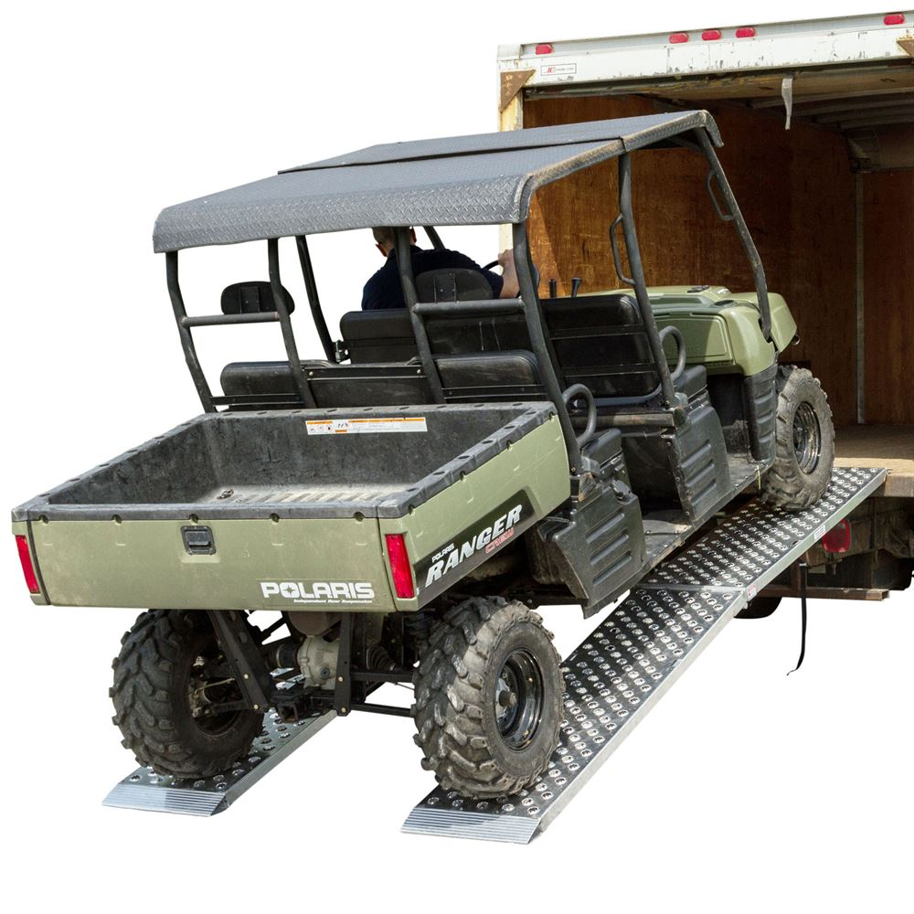 Big Boy Extra-Wide Aluminum Folding Dual Runner UTV Ramps | Discount  Foot Golf Cart Ramps on front entry ramps, mad ramps, big ramps, electric car ramps, food ramps, shed ramps, growing ramps, animal ramps, forklift ramps, golf carts vehicle, automotive ramps, garage ramps, trench box ramps, industrial ramps, dozer ramps, quad ramps, car tow dolly ramps, trailer ramps, boat ramps, rv ramps,