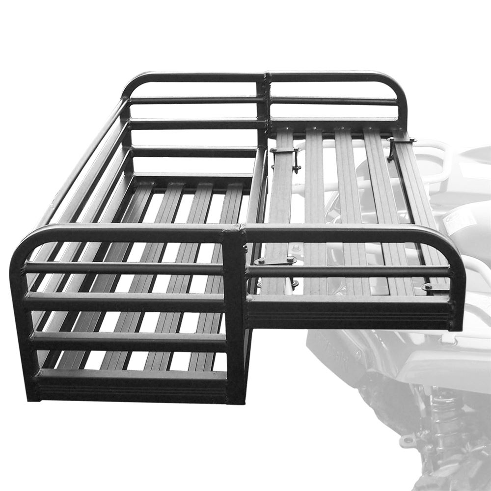 MLDR65 Great Day Mighty-Lite Aluminum ATV Rear Rack Drop Basket