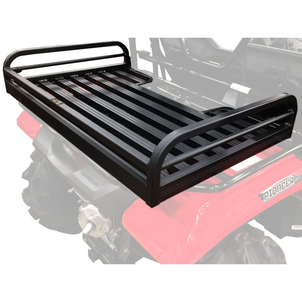 trunk included with gas contents cooler rack luggage can not itm o atv weekender seat quadboss