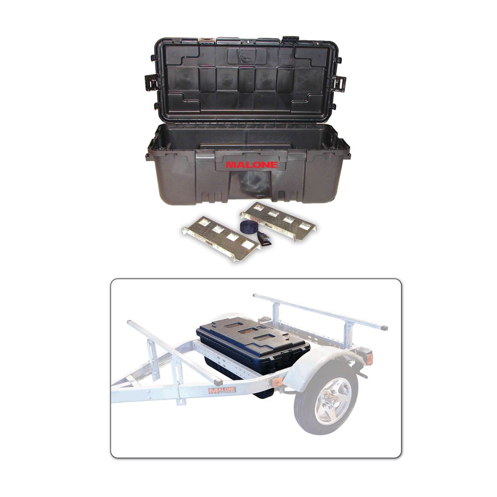MPG481 Malone MicroSport Trailer Storage Trunk