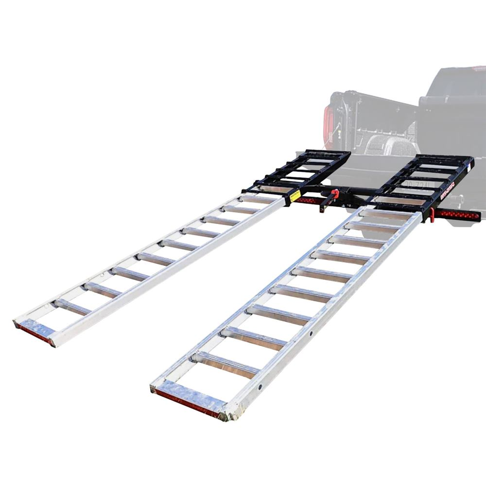 MR1400 MAD-RAMPS Pivoting Ramp System for ATVs and UTVs