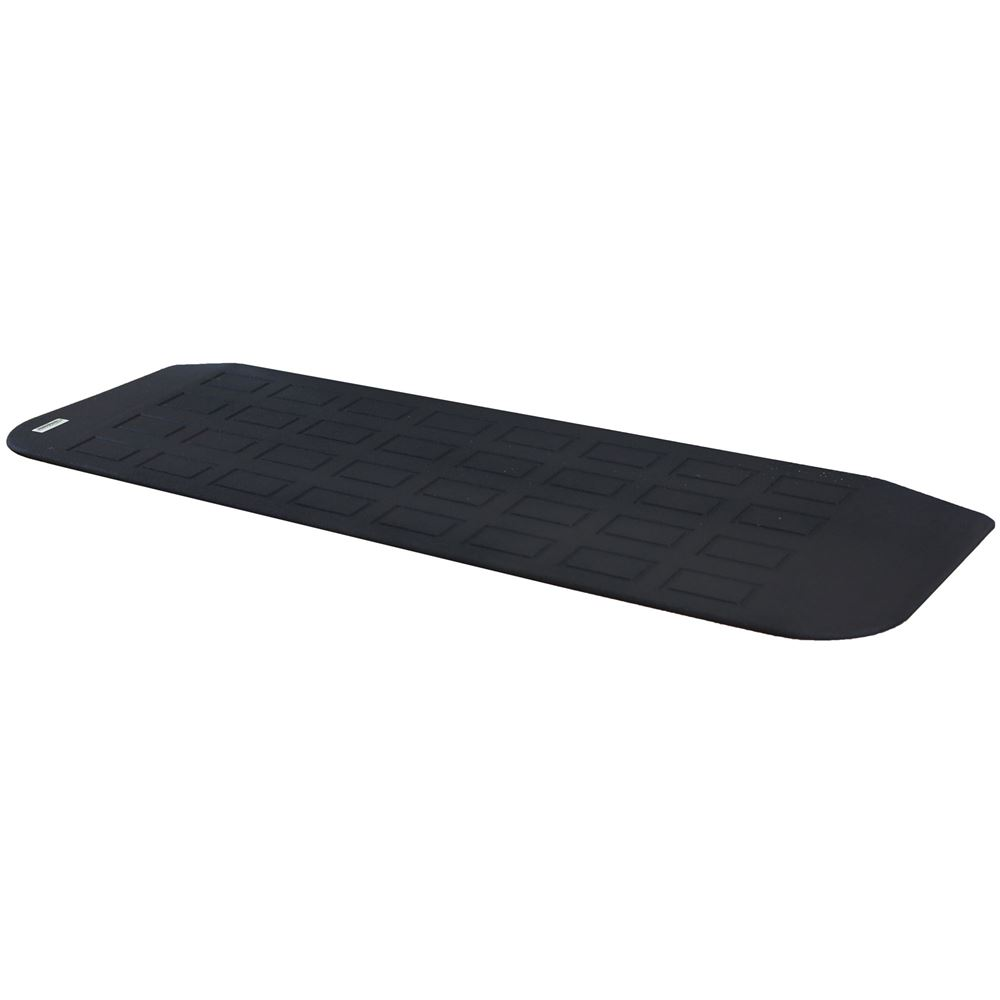 MRAEZ1110 14 L x 46 W x 1-14 H - SafePath EZ Edge Transition Rubber Threshold Ramp - ADA Compliant
