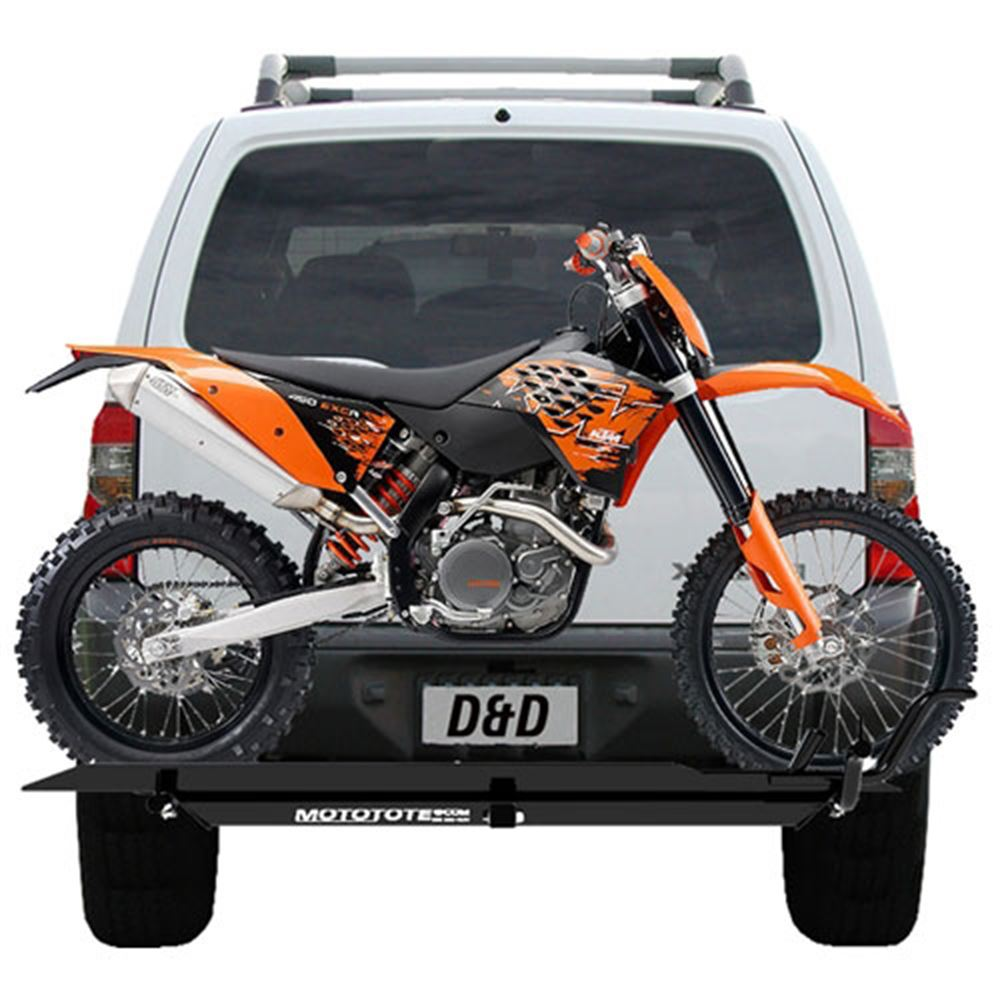 Mtx3 Mototote Steel Motorcycle Carrier 450 Lbs Capacity